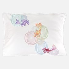Unique Abstract swimming Pillow Case
