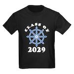 Class Of 2029 Boys Nautical T-Shirt