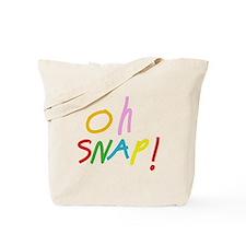 Oh Snap! (Rainbow) Tote Bag