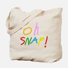 Oh Snap! (Rainbow) Tote Bag