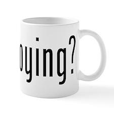 got bboying? Mug