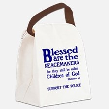 Funny Matthew Canvas Lunch Bag