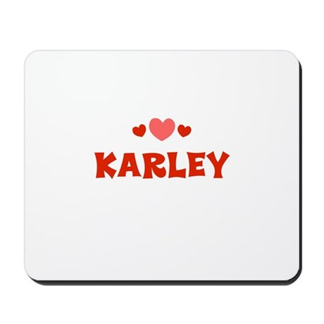 Karley Mousepad