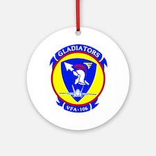 VFA 106 Gladiators Ornament (Round)