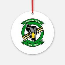VFA 105 Gunslingers Ornament (Round)