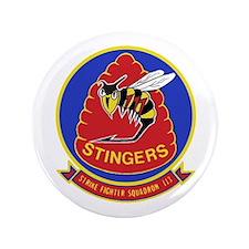 """VFA 113 Stingers 3.5"""" Button"""