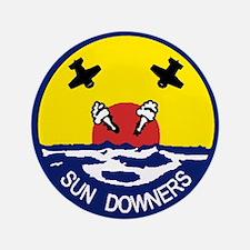 "VFA 111 Sun Downers 3.5"" Button"