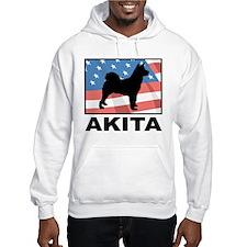 American Akita Hoodie