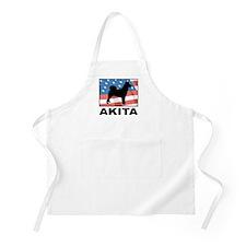 American Akita BBQ Apron