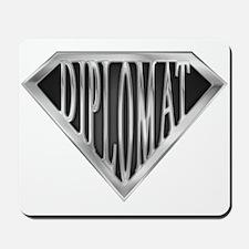 SuperDiplomat(metal) Mousepad