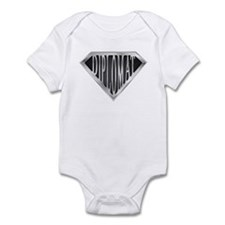 SuperDiplomat(metal) Infant Bodysuit