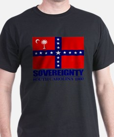 SC Sovereignty Flag T-Shirt