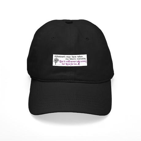 Will Never Take Love (Mom) Black Cap