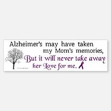 Will Never Take Love (Mom) Bumper Bumper Bumper Sticker