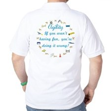 Dog Agility Fun T-Shirt