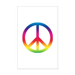 Peace Symbol Posters