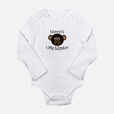 Nonno's Little Monkey Baby/Toddler bodysuits Body
