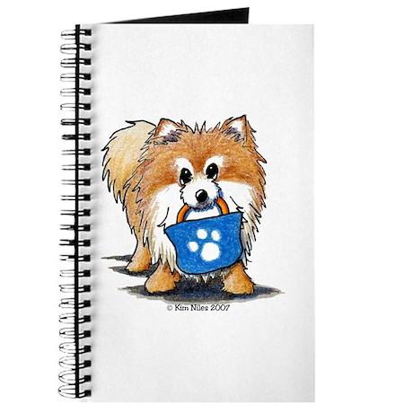 Doggie Bag Pom Journal