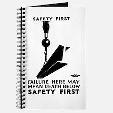 Safety First 1937 Journal