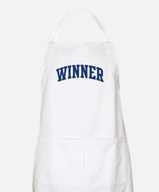 WINNER design (blue) BBQ Apron