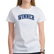 WINNER design (blue) Tee