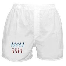 Tuba Sousa Boxer Shorts