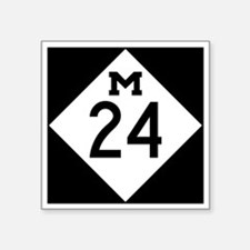 Michigan M24 Sticker