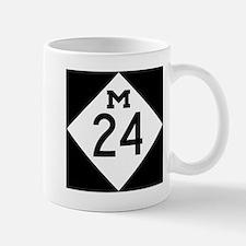Michigan M24 Mugs