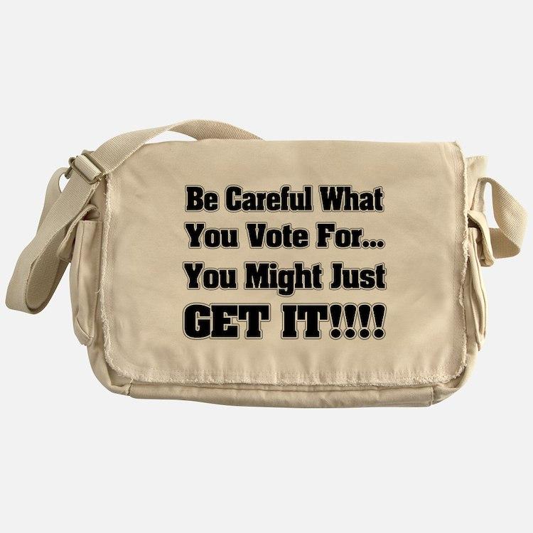 Cute Pro Messenger Bag