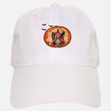 Halloween Witch Baseball Baseball Cap