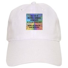 MCS America - Know the Facts Baseball Cap
