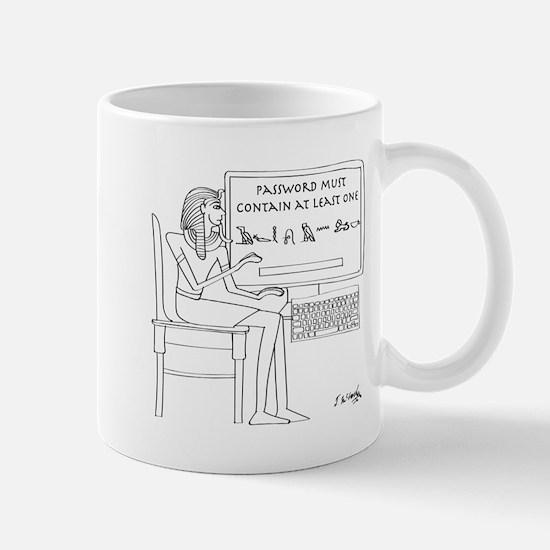 Computer Cartoon 9341 Mug