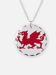 Flag of Wales (Baner Cymru, Necklace