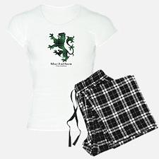 Lion - MacArthur Pajamas