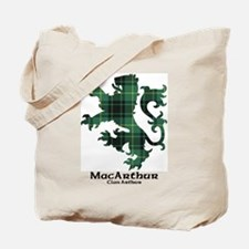 Lion - MacArthur Tote Bag