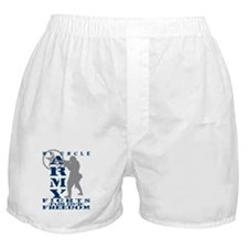 Uncle Fights Freedom - ARMY Boxer Shorts