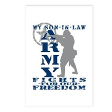 Son-in-Law Fights Freedom - ARMY Postcards (Packag