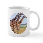 Three Giraffes Mug