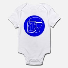 Chemist Face Mask Infant Bodysuit