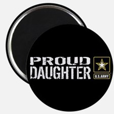 "U.S. Army: Proud Daughter 2.25"" Magnet (100 pack)"