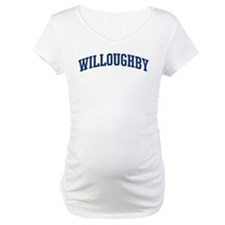 WILLOUGHBY design (blue) Shirt