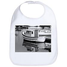 Grey Whale Boat Bib