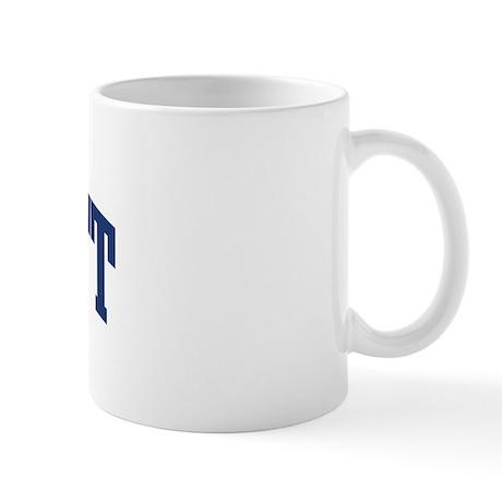 Willett design blue mug by surnamealot for Blue mug designs