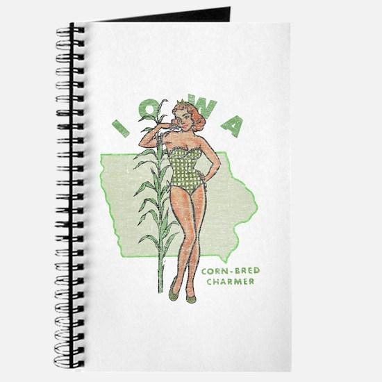 Faded Iowa Pinup Journal