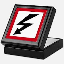 High Voltage Keepsake Box
