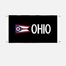 Ohio: Ohioan Flag & Ohio Banner