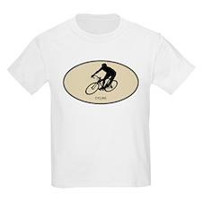 Cycling (euro-brown) T-Shirt