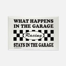 AUTO RACING Magnets