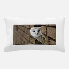 Peek-a-Boo Owl Pillow Case