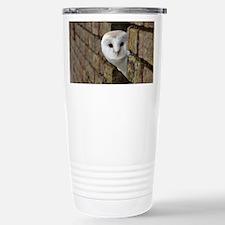 Peek-a-Boo Owl Travel Mug